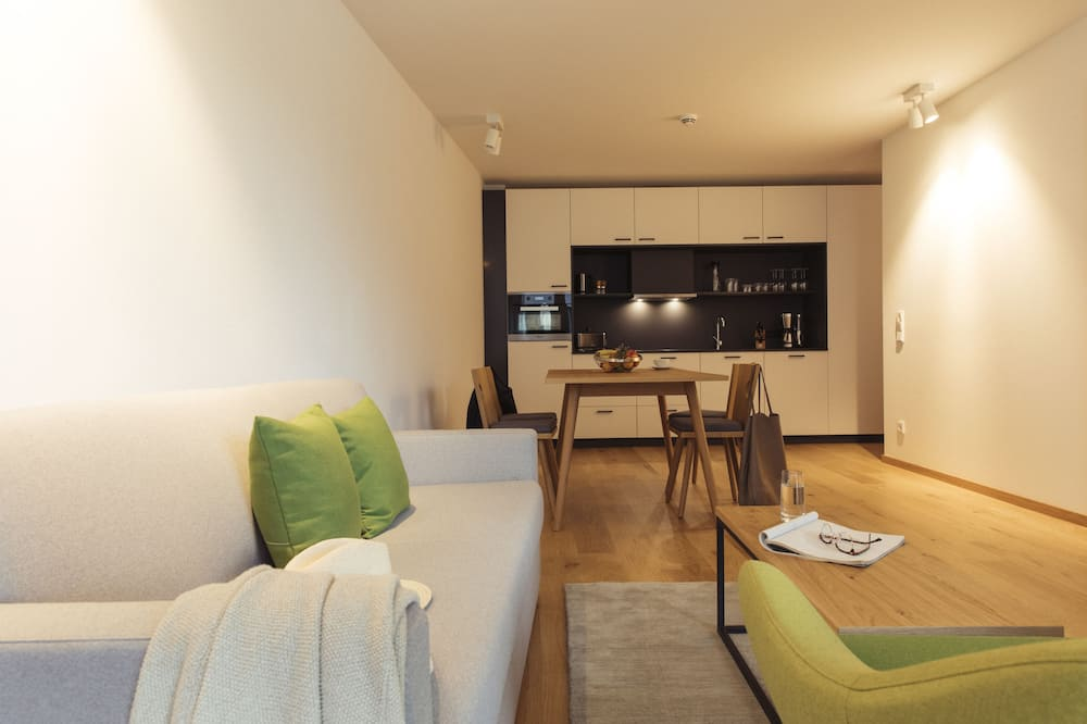 Apartment, 1 Bedroom, Balcony - Ruang Tamu