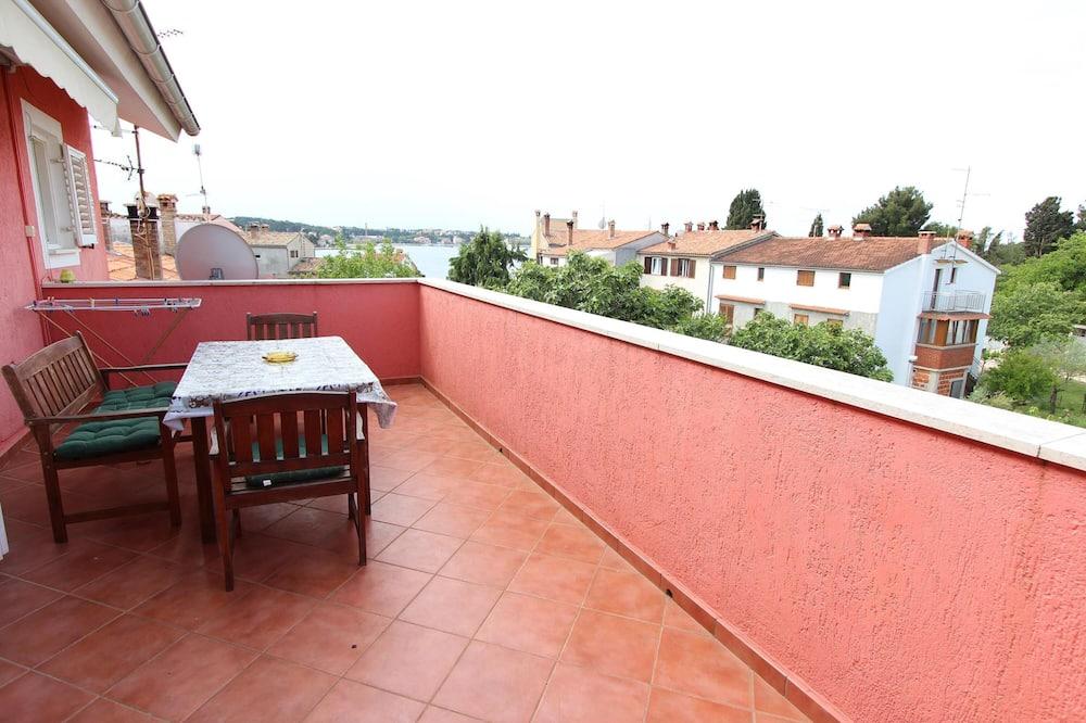 Apartment, 2 Bedrooms, Balcony - Balkoni