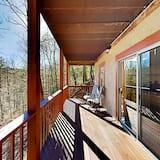 Cabin, 4 Bedrooms - Balkoni