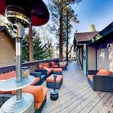Cabin, 3 Bedrooms - Balkoni