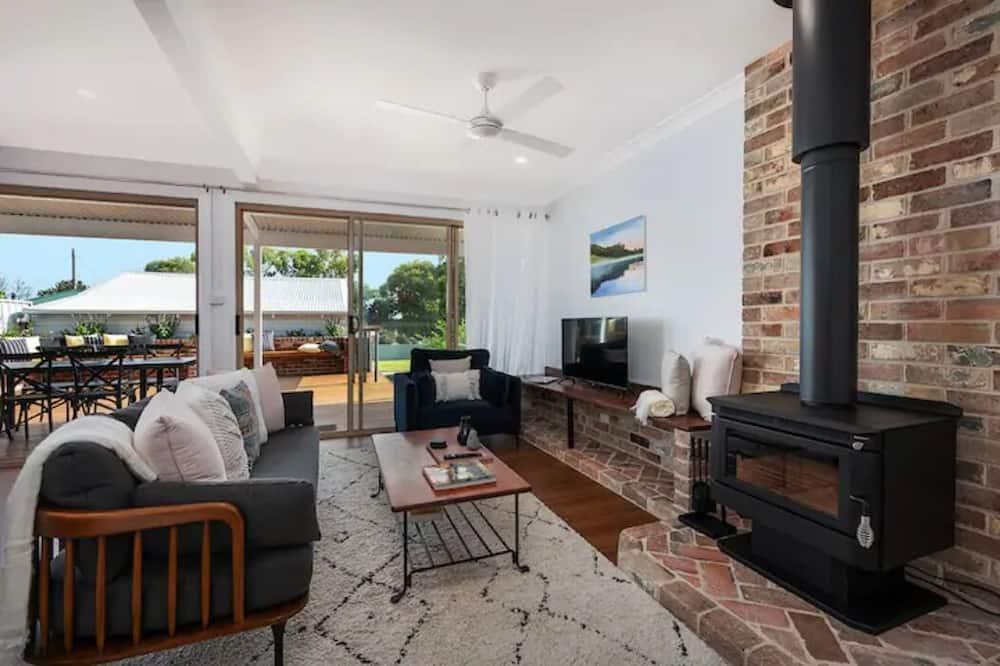 Traditional Σπίτι, 4 Υπνοδωμάτια - Περιοχή καθιστικού