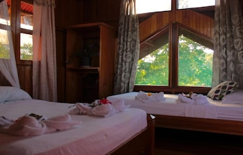 Bilde av Triple Room With sea and Mountain Views Perfecto for Couples i Drake Bay
