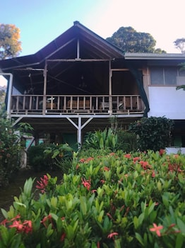 Bilde av Beautiful House With Panoramic View of the bay and Gardens i Drake Bay