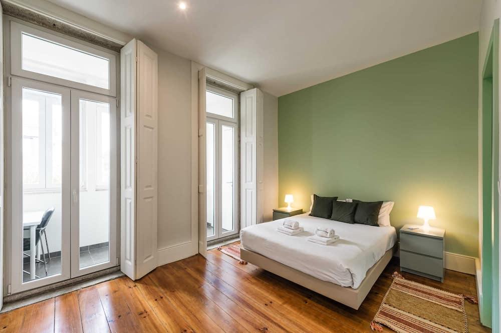 Basic Room, 1 Katil Kelamin (Double) - Bilik Tamu