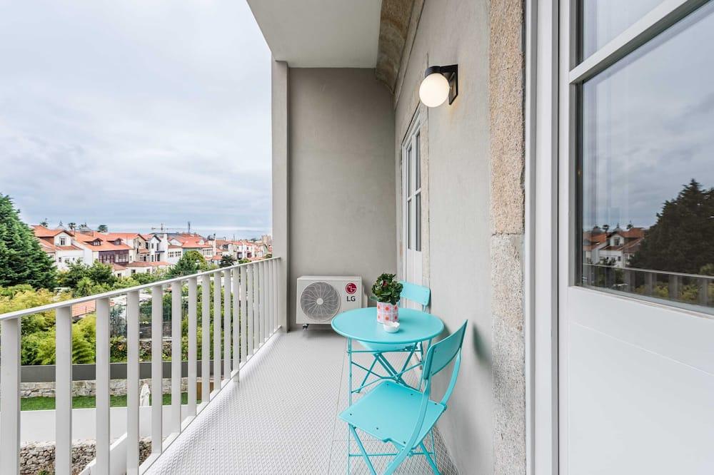 Basic Apartment, 1 Katil Kelamin (Double) dengan Katil Sofa - Balkoni