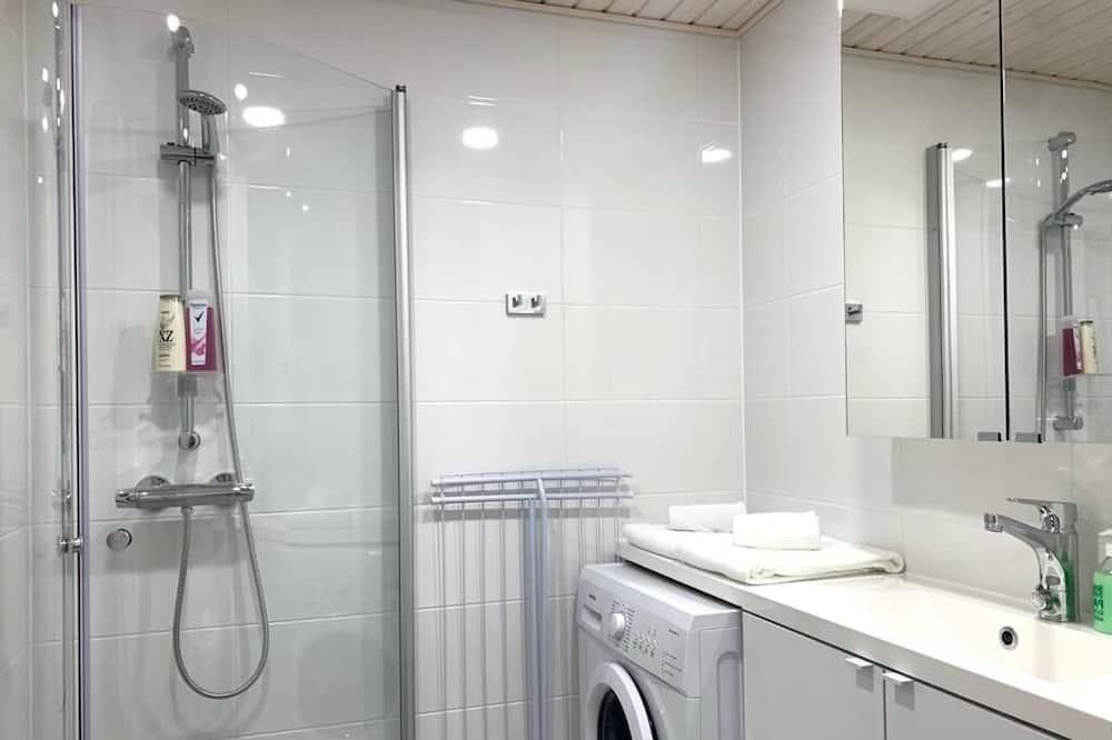 Appartement Économique - Salle de bain