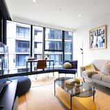Executive Apartment - Ruang Tamu
