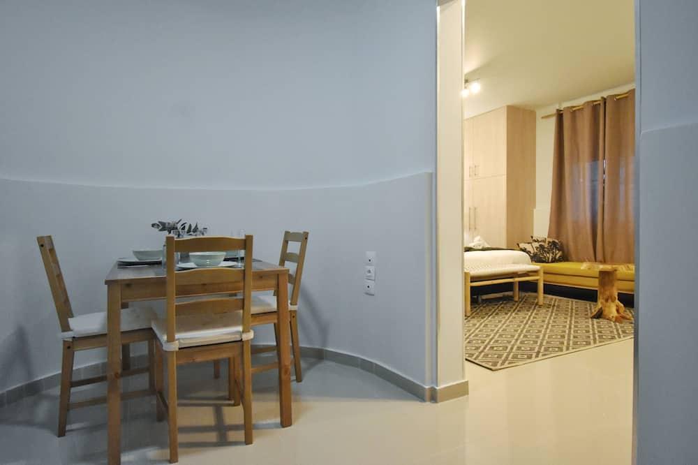 Luksus-studiosuite - Spisning på værelset