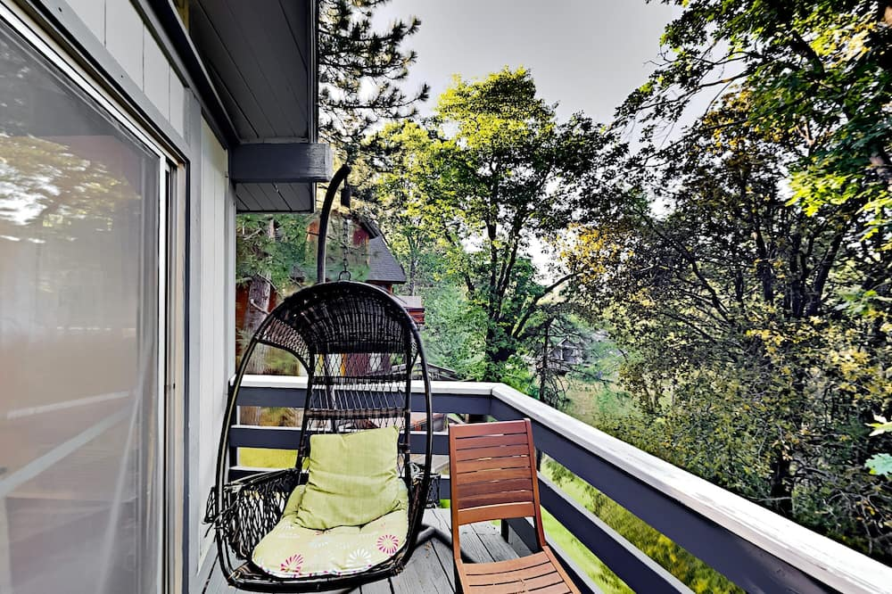 House, 2 Bedrooms - Balkoni