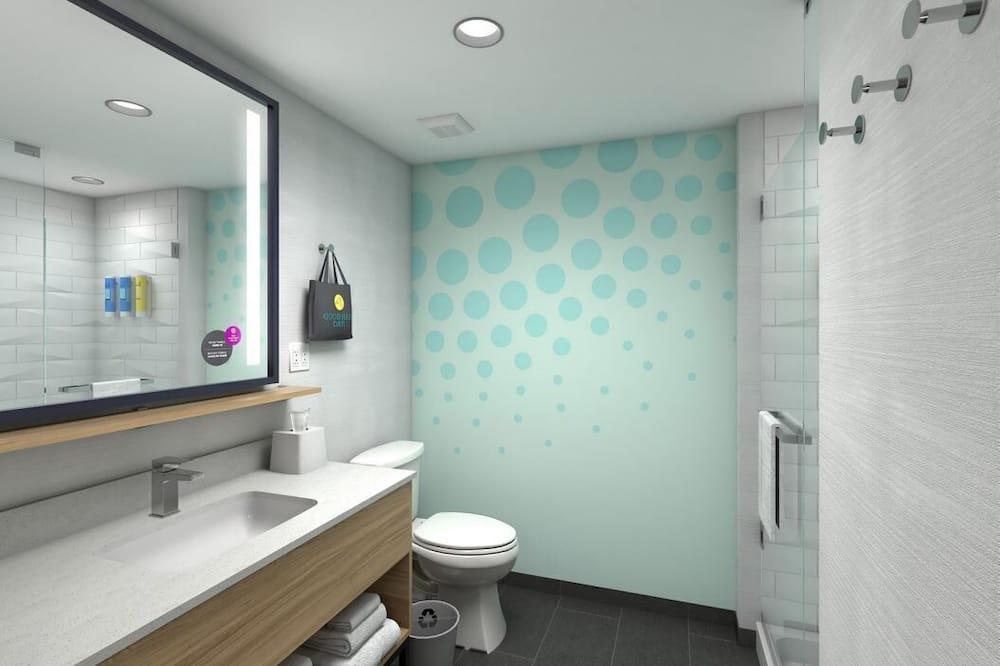 Room, 1 Katil Raja (King), Accessible (Hearing) - Bilik mandi