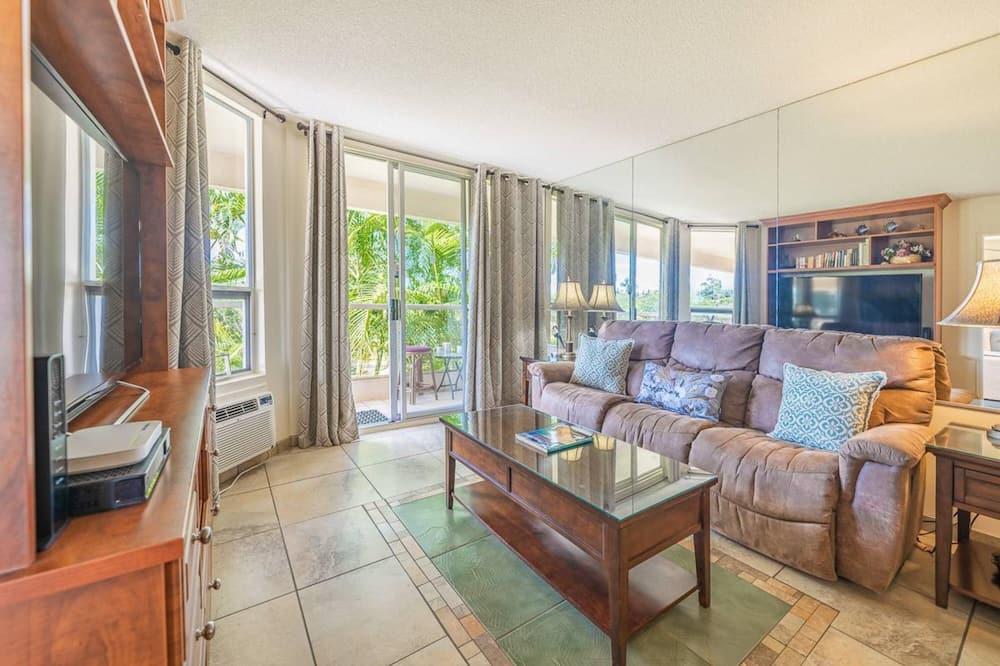 Condo, 2 Bedrooms, Garden View - Imej Utama