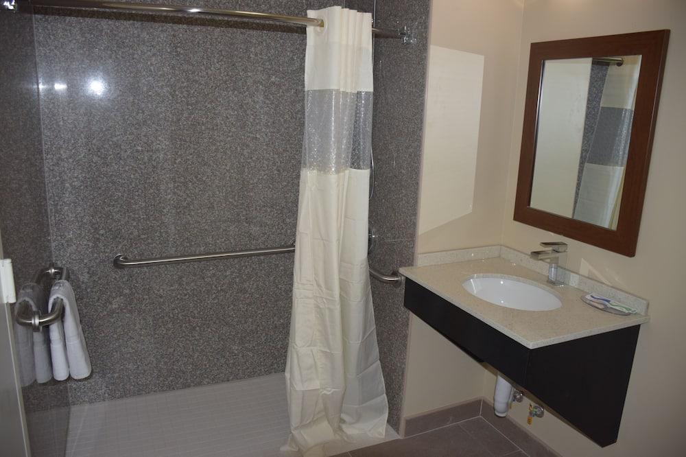 Superior Oda, 2 Çift Kişilik Yatak, Sigara İçilmez, Şehir Manzaralı - Banyo