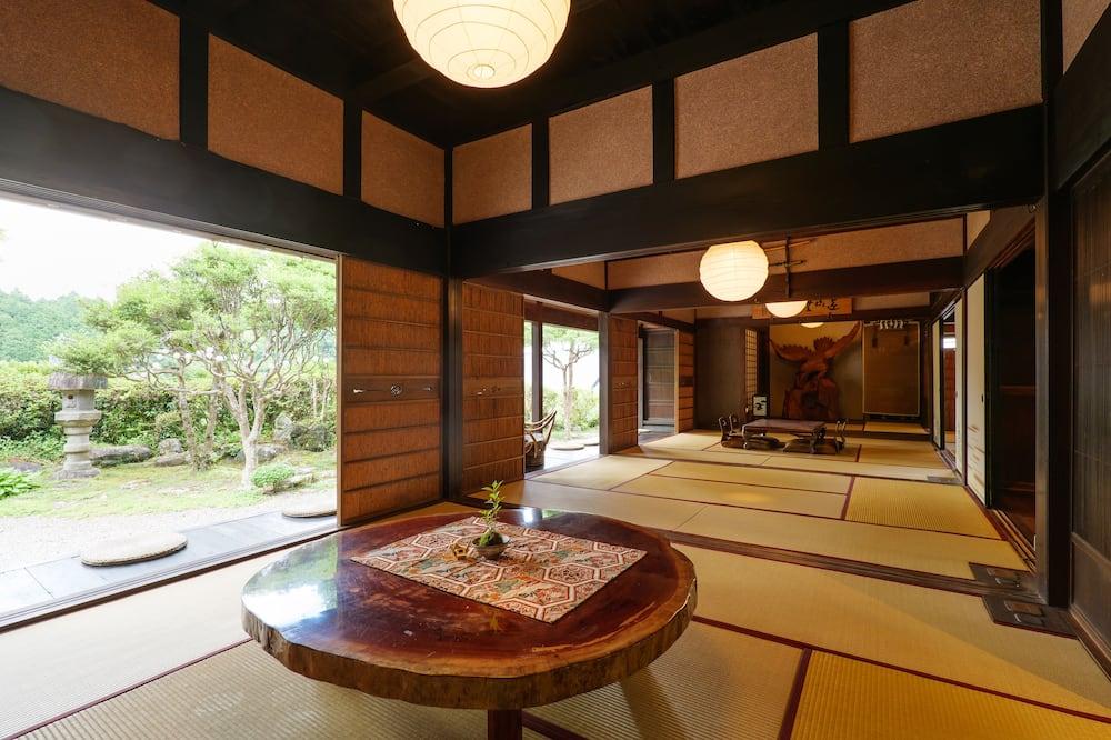 Classic Villa, Non Smoking (The Ninja Mansion) - Living Area