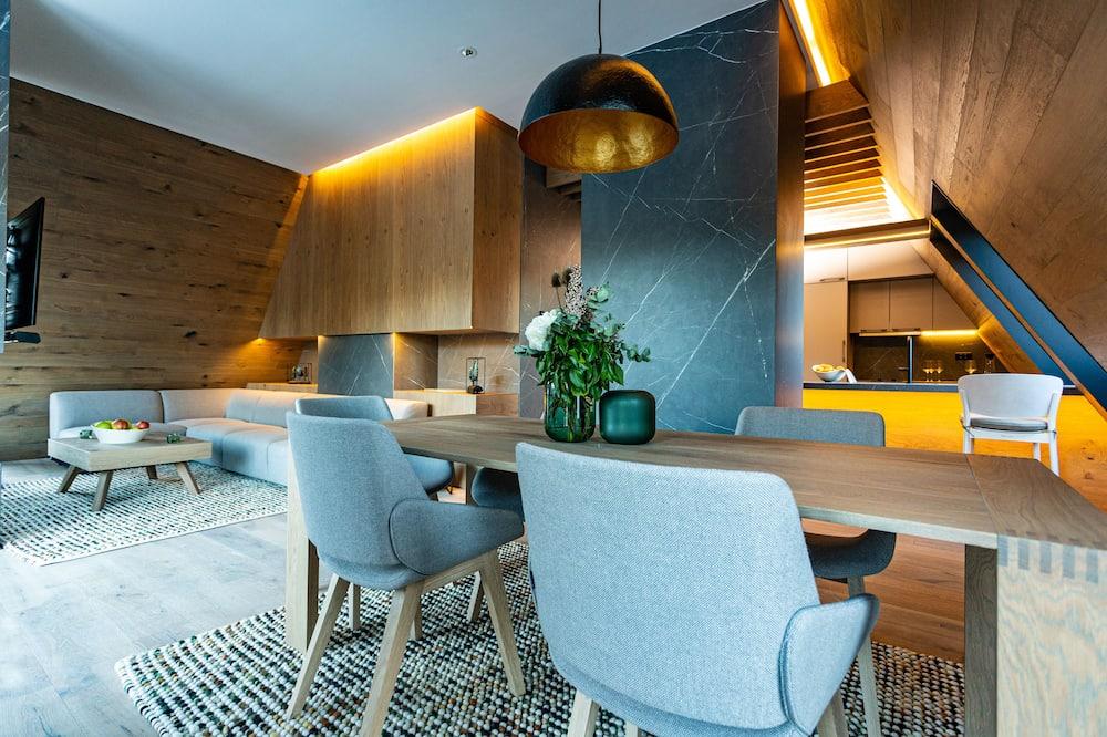 Suite estudio Royal - Sala de estar