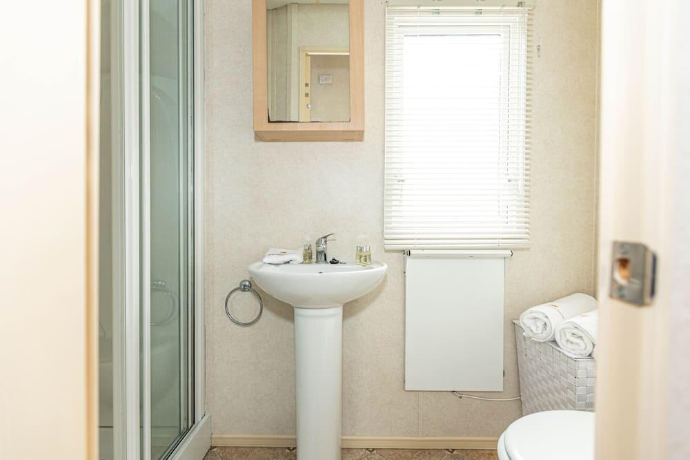 行動屋, 私人浴室 (Binley Lodge) - 浴室