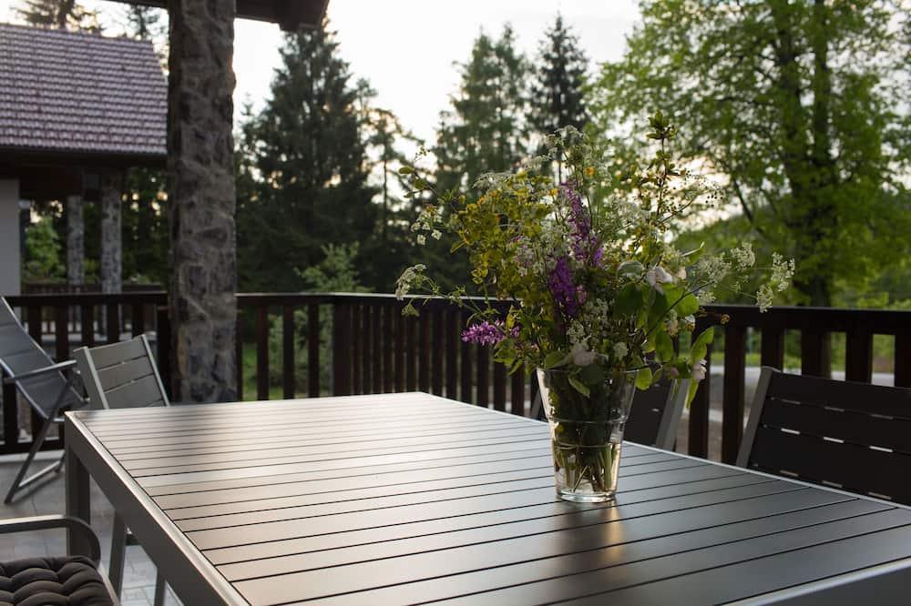 Cottage, 2 Katil Ratu (Queen) - Balkoni
