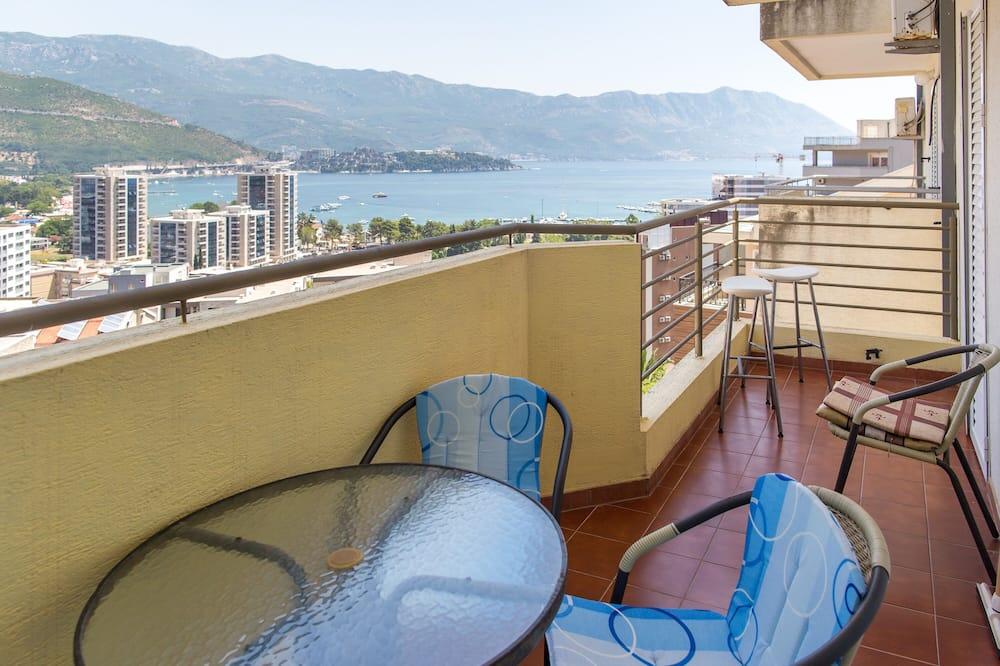 Classic Apartment - Balkoni