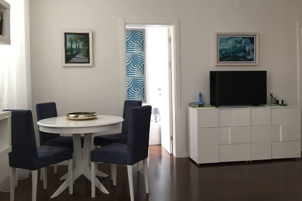 Design külaliskorter - Einetamisala toas