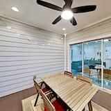 Ferienhaus, 3Schlafzimmer - Balkon