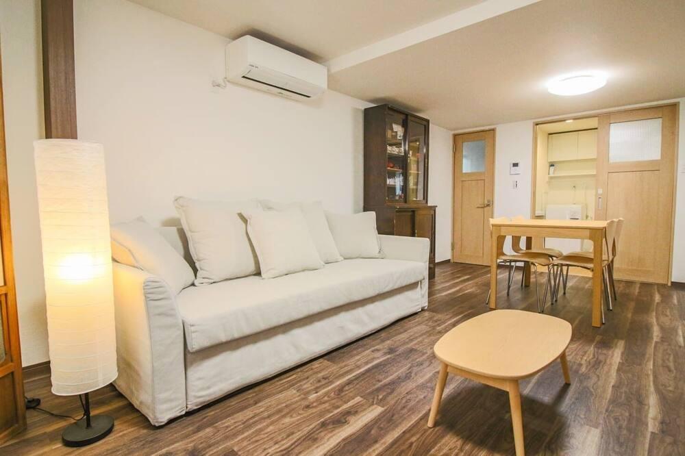 Basic House - Living Room
