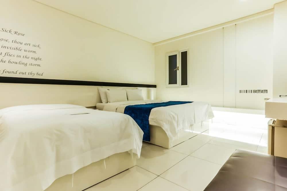 客房 (Semi-Suite room (twin parking lot)) - 客房