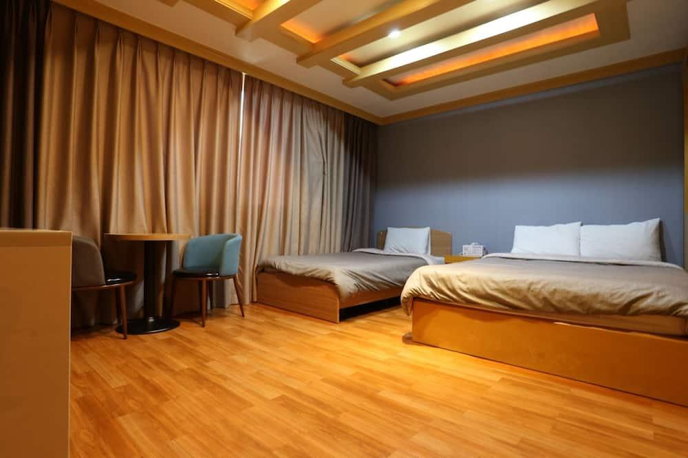 Room (Bed twin room) - Bilik Tamu