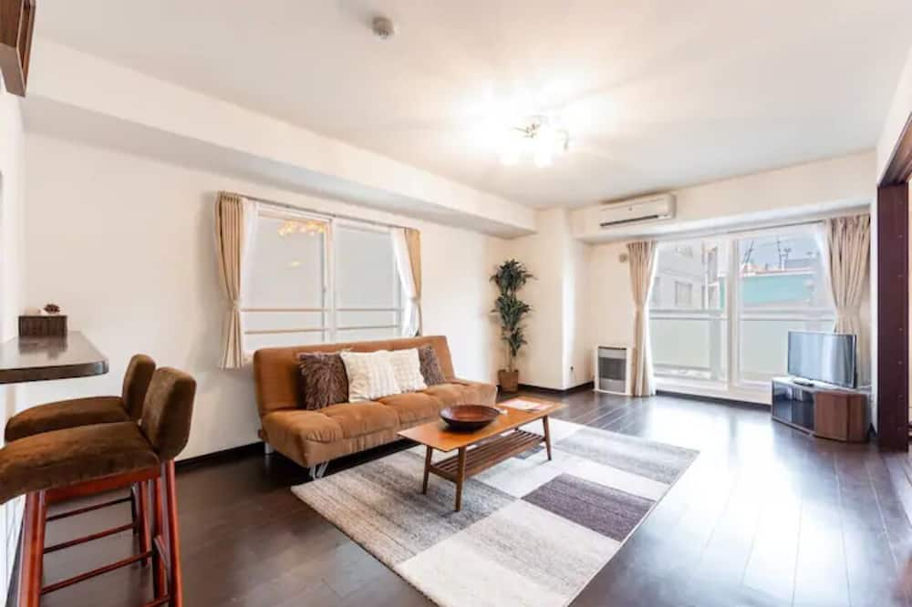 Apartment, Non Smoking - Living Area
