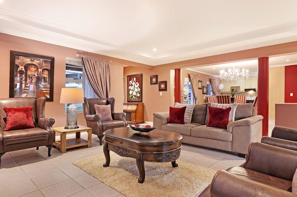 Maison Luxe - Coin séjour