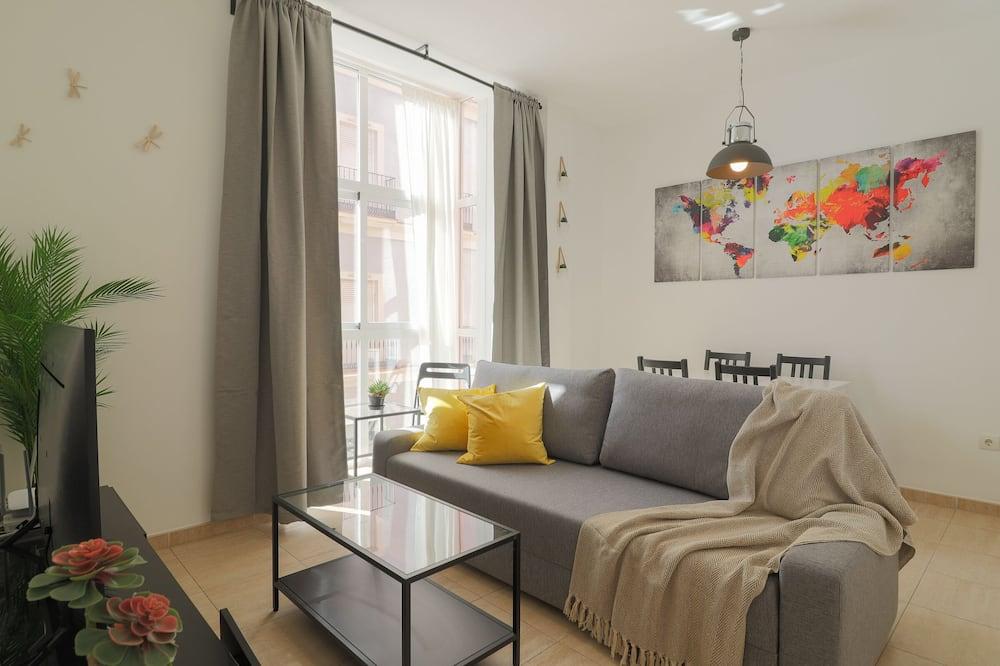 Classic Apartment, 1 Bedroom - Imej Utama