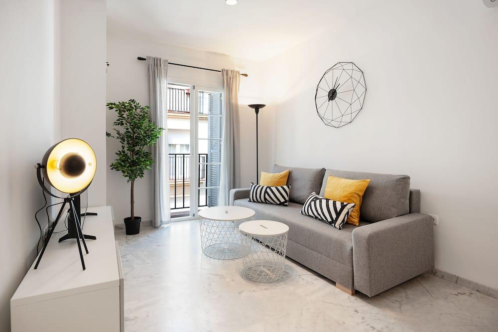 Izba typu Classic, 1 spálňa - Obývacie priestory