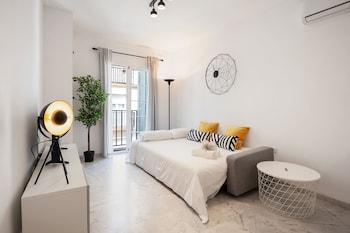 Fotografia hotela (Alluring Apartment in Malaga Downtown) v meste Málaga