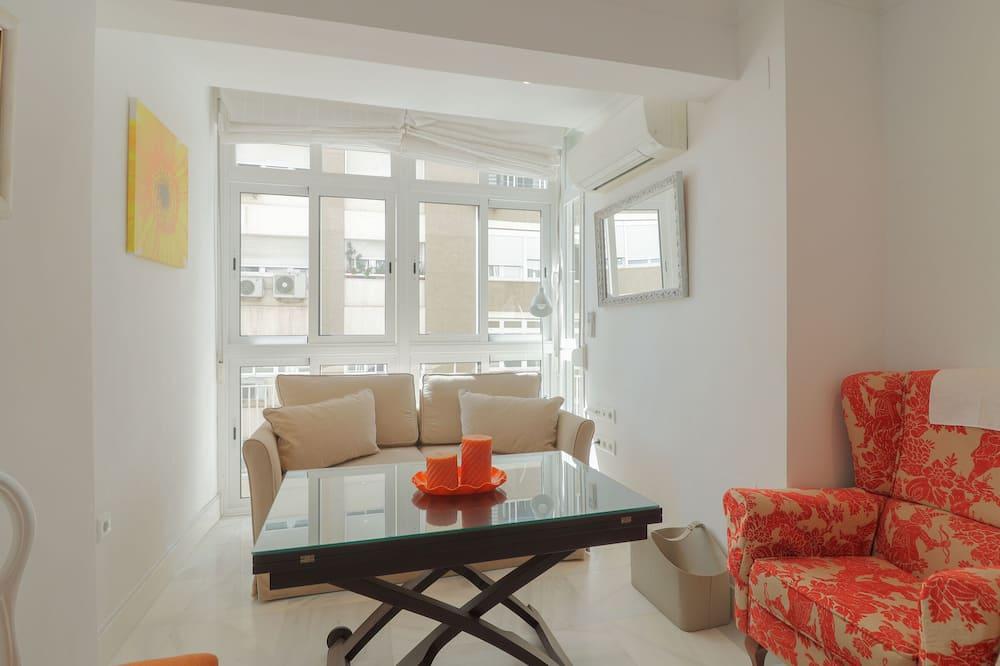 Warm Duplex in Malaga Center