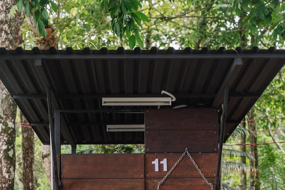 Šator (Igloo) - Kupaonica