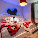 Apartment - Bilik Tema Kanak-kanak