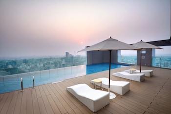 Dhaka bölgesindeki Doreen Hotel resmi