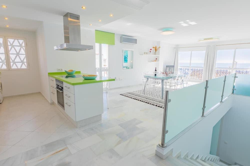 Deluxe Apartment - Bilik Rehat
