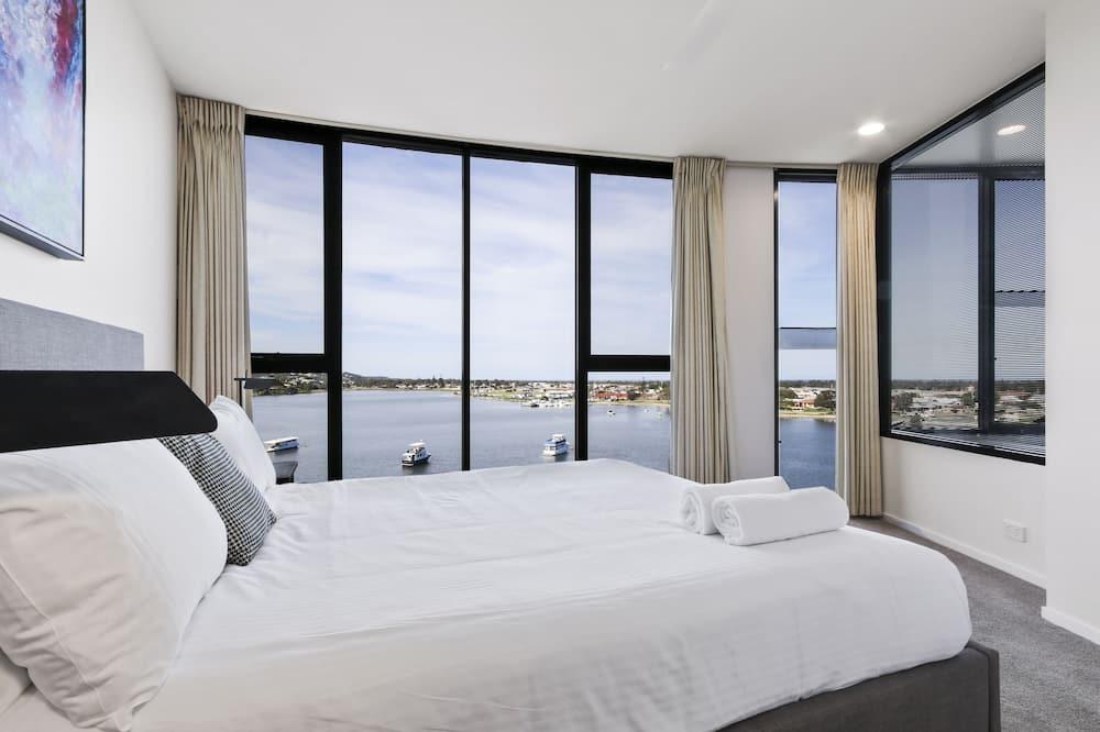 Ferienhaus, 6Schlafzimmer, Seeblick - Ausblick vom Zimmer