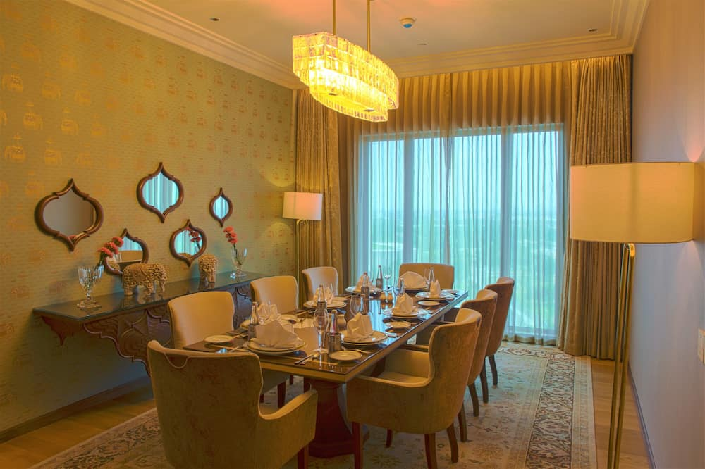 Presidential Σουίτα - Γεύματα στο δωμάτιο