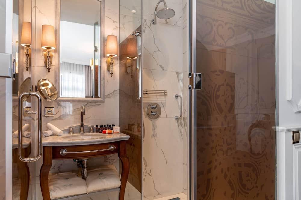 ห้องแกรนด์, เตียงคิงไซส์ 1 เตียง, ปลอดบุหรี่ - ห้องน้ำ