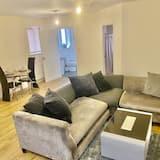 Apartment, 1 Katil Kelamin (Double) dengan Katil Sofa - Bilik Rehat