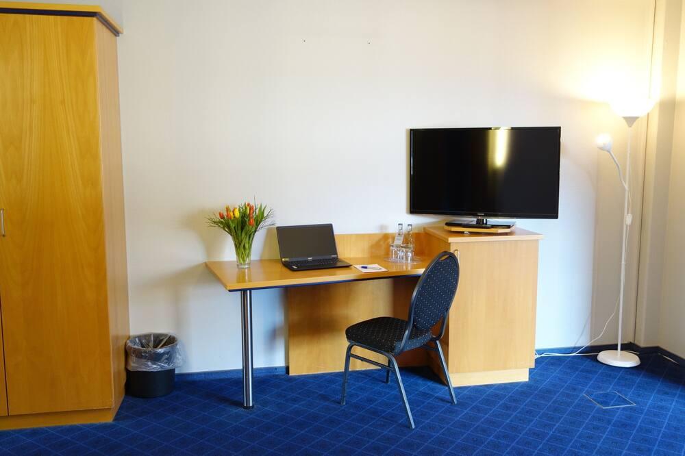 Standard Δίκλινο Δωμάτιο (Double ή Twin), 2 Μονά Κρεβάτια - Περιοχή καθιστικού