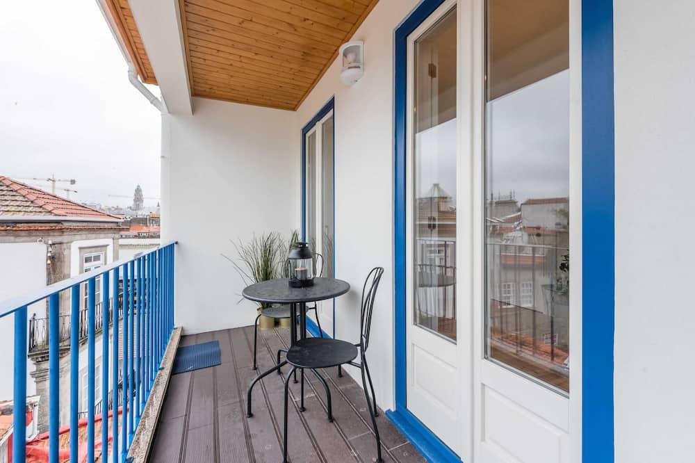 Basic Apartment, 2 Katil Kelamin (Double) - Balkoni