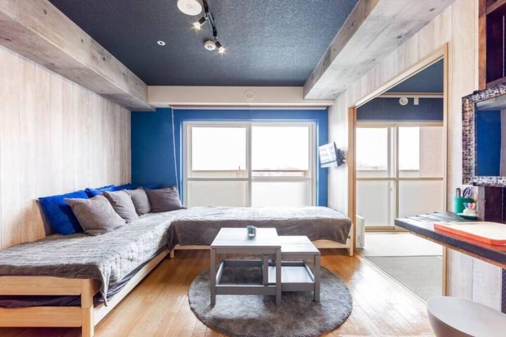 Apartment, Non Smoking - Ruang Tamu