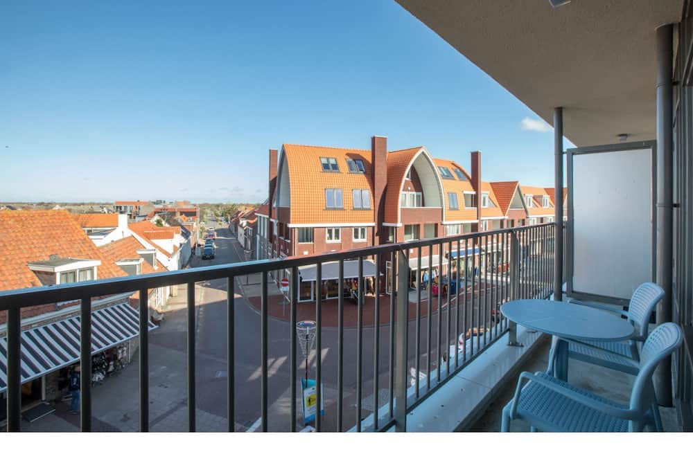 Attractive Apartment in the Center and at the Bottom of the Zoutelande Dunes