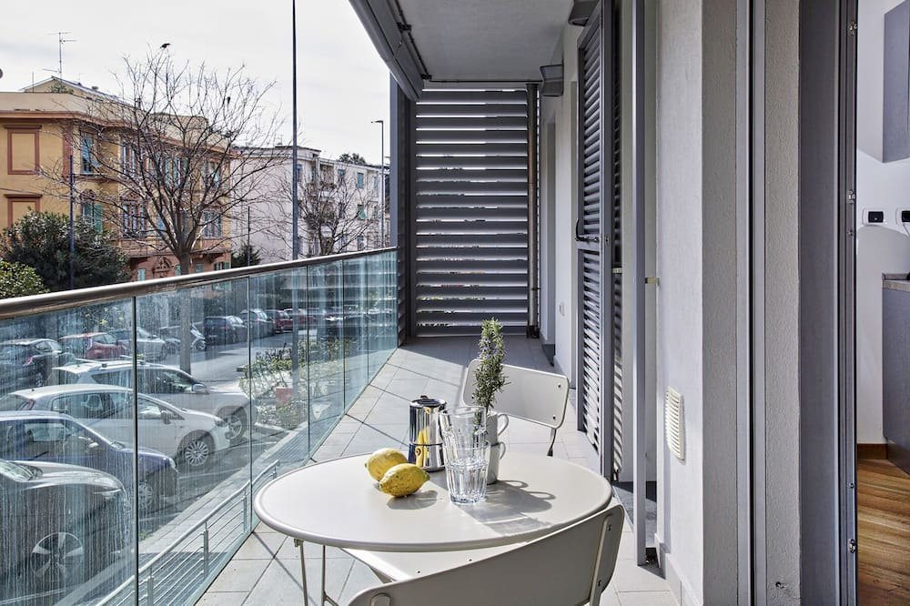 Appartement Familial - Balcon