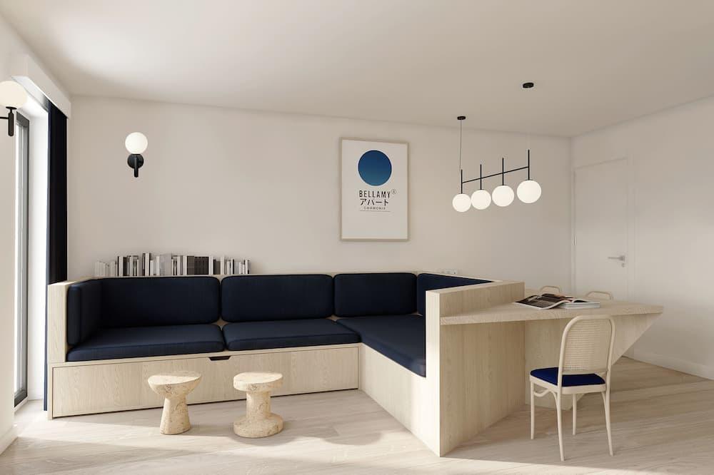 Appartement 2 pièces (max. 3 pers.) - Obývací prostor