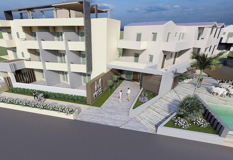 Mare Blue & Suites, Апокоронас