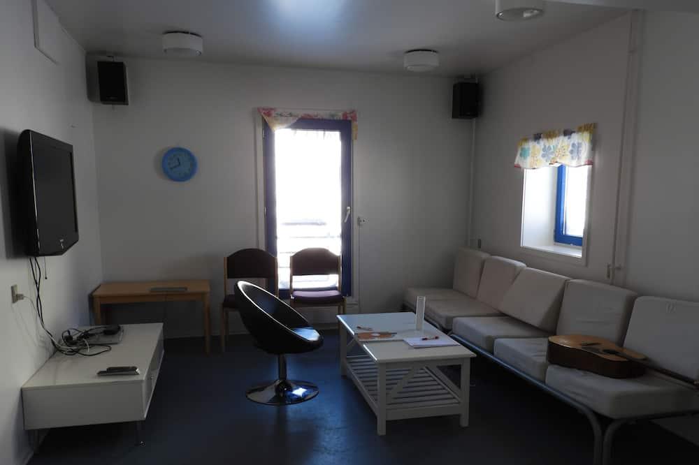 Jednolôžková izba typu Basic, súkromná kúpeľňa - Obývacie priestory