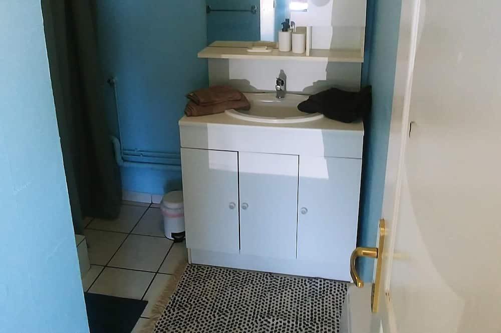 Apart Daire, Banyolu/Duşlu - Banyo
