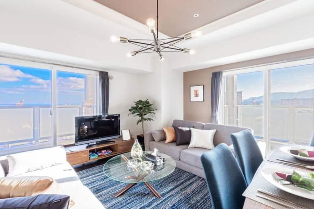 Apartment, Nichtraucher - Wohnbereich